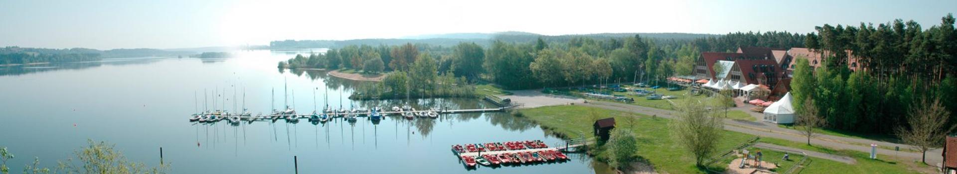 Panorama Aktivresort Strandhotel Seehof am Kleinen Brombachsee