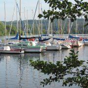 Segelboote - Kleiner Brombachsee