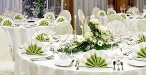 Festsaal Hochzeit Feier, Strandhotel Seehof