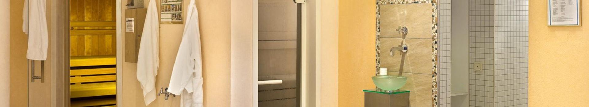 Saunabereich im Aktivresort Strandhotel Seehof