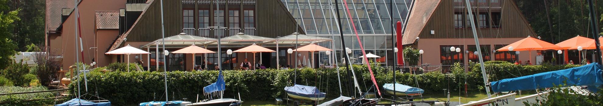 Aktivresort Strandhotel Seehof - Terrasse
