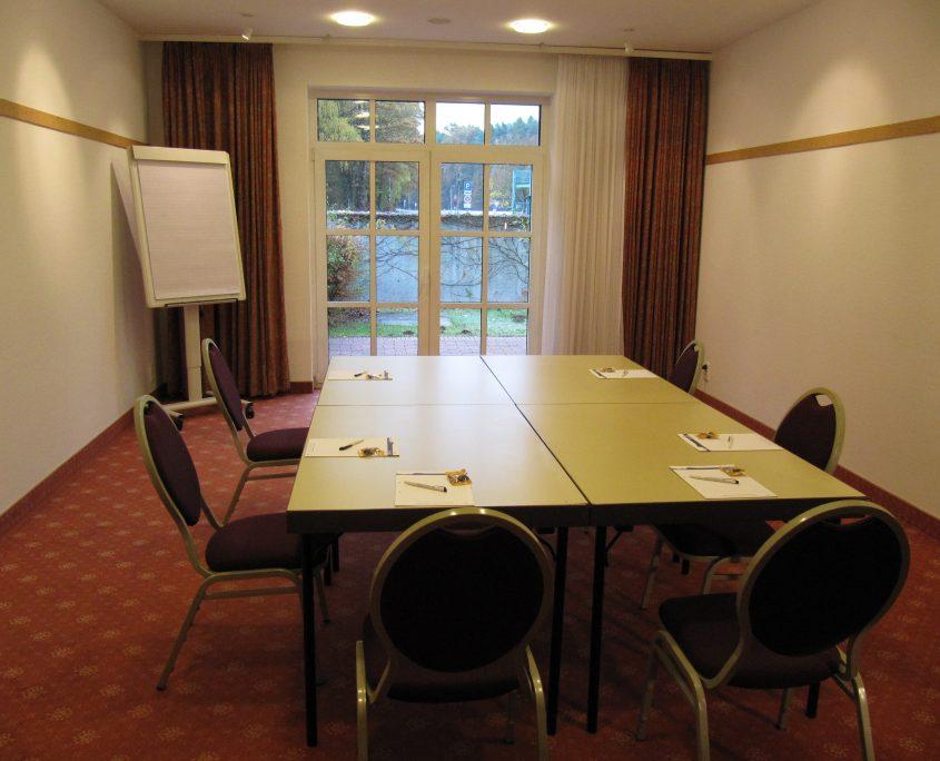 Tagungsraum 1, Tagungshotel Strandhotel Seehof, Blockbestuhlung