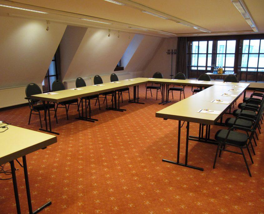 Tagungsraum 3, Tagungshotel Strandhotel Seehof