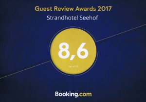 Booking Award Strandhotel Seehof