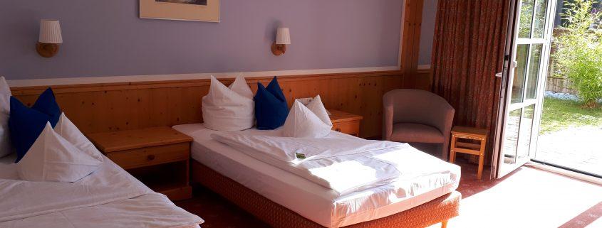 Premium Zimmer Aktivresort Strandhotel Seehof