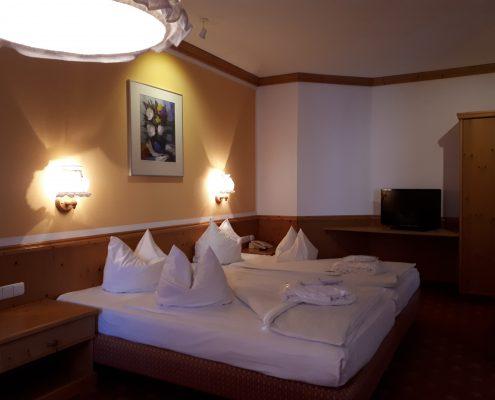 Suite im Aktivresort Strandhotel Sehof