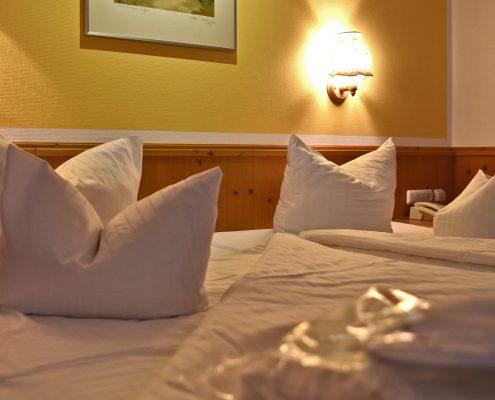 Zimmer Suite Aktivresort Strandhotel Seehof