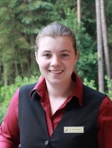 Katrin Birngruber, Hausdame Aktivresort Strandhotel Seehof
