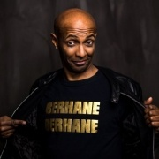 Comedian Berhane Berhane