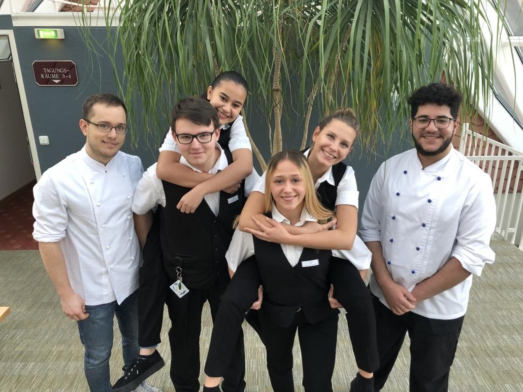 Ausbildung Hotelfach Restaurantfach Koch, Strandhotel Seehof
