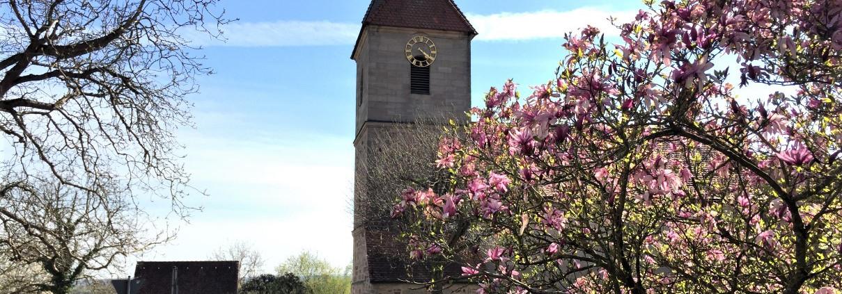 Kirche Fünfbronn