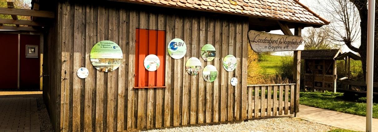 LBV Infohaus am Altmühlsee